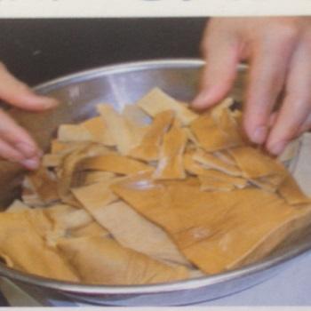 発酵 本格 メンマ 作り方